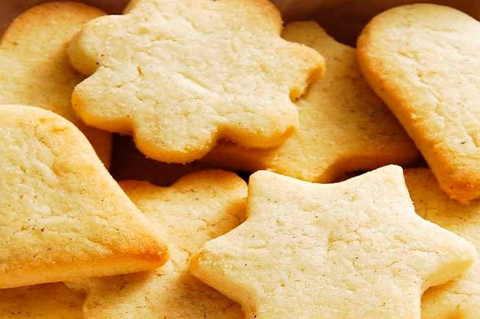 como preparar galletas de mantequilla
