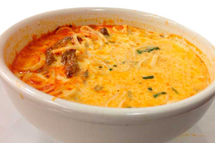 como preparar sopa a la minuta