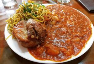 sopa seca chinchana