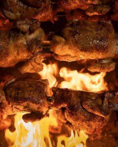 receta del pollo a la brasa