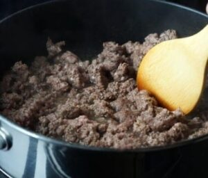 receta de relleno