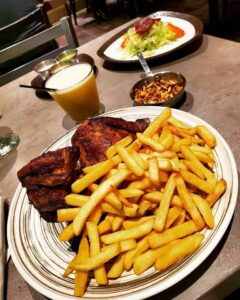 cocinar pollo ala brasa