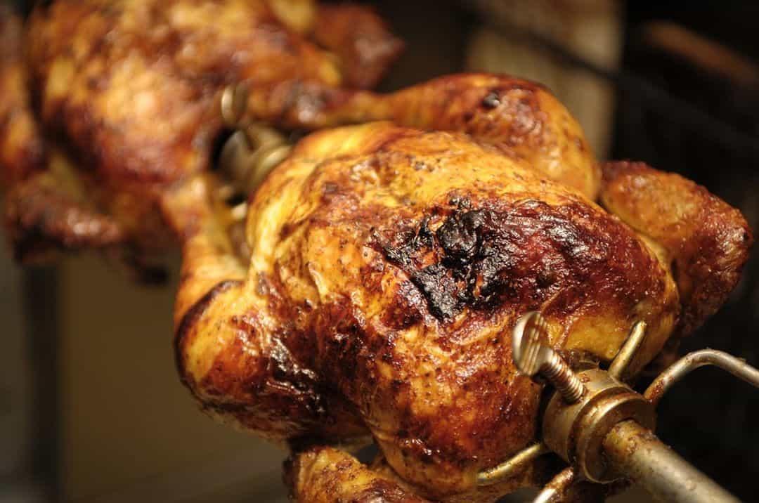 pollo a la brasa receta