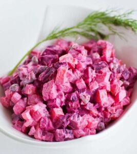 ingredientes ensalada rusa