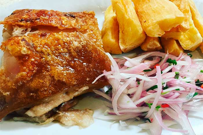 chicharron receta