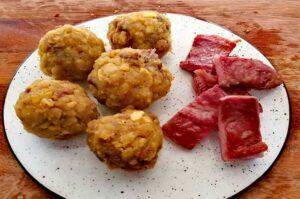 platos tipicos de la selva