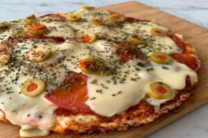 pizza receta