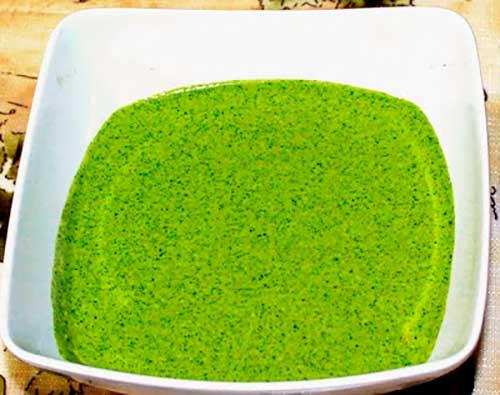 receta de aji de huacatay