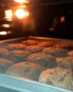 ingredientes para preparar galletas