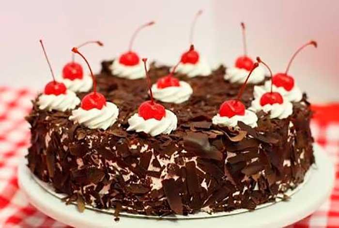 torta selva negra ingredientes