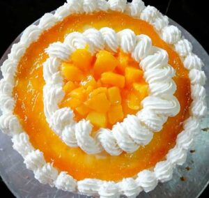 torta para cumpleaños
