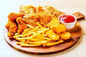 pollo broaster crocante